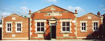The Memorial Hall